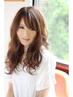 9 Shortスパ+Preケア付★mod'sデザインカット+カラー+パーマ 14040
