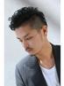 【メンズ頭皮ケア】カット+100%オーガニックヘッドスパ ¥7220