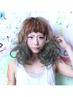 【外国人風カラー】カット+カラー+ハイライト(ローライト) ¥11300