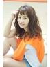 19 癒しの贅沢ケア★ハワイアンSPA+カット+オーガニックカラー+パーマ¥17280
