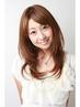 【平日限定】カット+カラー+トリートメント+ヘッドスパ¥18360→¥11880