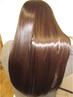【髪質改善】 M3DエステストレートorM3D縮毛矯正+カット ¥17496