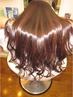 髪質改善M3Dパーマ+カット