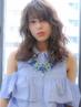 【平日11:00~14:00限定】カット+カラー+Wトリートメント¥8900