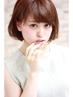 【シルバープラン】全体カラー+ヒアルロン酸Tr ¥4900