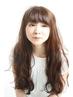 前髪ナチュラルストレート+カット ¥8640→¥6912