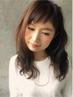 【前処理Tr付】コスメデジタルパーマ+カラー¥9000