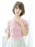 【好感度アップ♪女の子らしい柔らかな印象に】コスメパーマ+カット¥9510