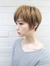 リタッチカラー(根元のみのカラー、白髪染めも可)+カット¥11680 表参道