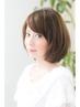 [7月号★平日限定]CUT+白髪染めカラー+高濃度炭酸SPA¥17820→¥8000