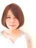 【新規限定】デザインカット+トリートメント ¥10800⇒8100