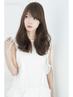 小顔カット+イルミナカラー+炭酸泉+ムコタTR¥14,580