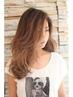 「ミランダ3D」 前髪 サイド用 ハイライト(メッシュ) ¥12960