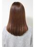 【 1度で激変したい】カット+ツヤストレート+艶髪のコラボで最高峰の美しさ