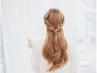 【頭皮と髪にスペシャルDAYを】Aujuaスパ+トリートメント+カット ¥11230
