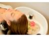 【頭皮を健やかに】頭皮エステSPA+カット ¥9720⇒¥7776