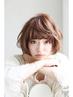 [シードオイル・カラー+炭酸泉スパ]+Cut+ナノケア ¥7,800