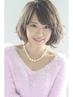 6 《気軽にキレイ》前髪&メンテカット+パーマ【Shortスパ+Preケア付】7560