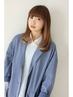 ■ 〈いつも綺麗☆〉前髪&メンテカット+カラー【Shortスパ+Preケア付】7560