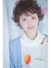 小顔補正カット+潤うるヒアロパーマ+夢スパ50分 ¥20520→¥18468