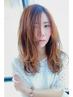 【ご新規】夏のイメチェンに☆エアウェーブ+カラー¥16740→¥12500