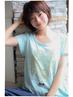 【クレンジングスパ付き】カット+カラー+炭酸SPA ¥8310