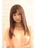 【ツヤ髪☆】弱酸性ピュアカラー+お悩み改善ヘッドスパ  (90分)