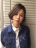 土日祝限定☆カット+カラー¥8640→【¥7770】